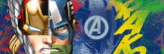 FACE OF AVENGER