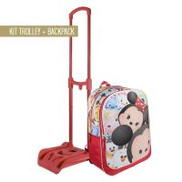 TROLLEY KIT TSUM TSUM
