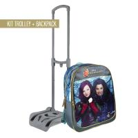KIT TROLLEY AND BACKPACK BTS16 DE