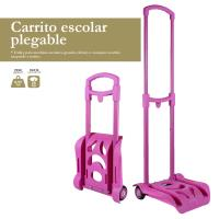 TROLLEY FOLDABLE - PINK