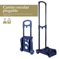 TROLLEY FOLDABLE - NAVY