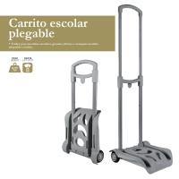 CARRO SUELTO PLEGABLE - GRIS
