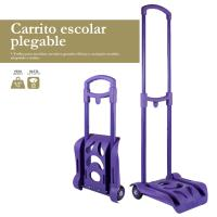 TROLLEY FOLDABLE - PURPLE