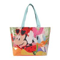 BEACH BAG BASIC S17 MN+DAISY