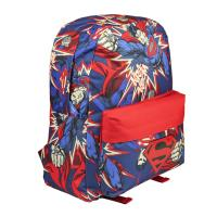 MOCHILA CASUAL MODA  SUPERMAN