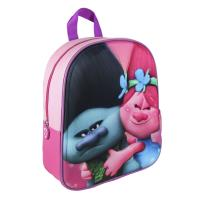BACKPACK NURSERY 3D TROLLS