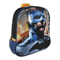 BACKPACK NURSERY 3D BATMAN