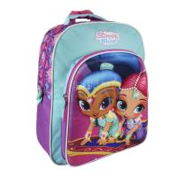 BACKPACK SCHOOL 3D SHIMMER AND SHINE