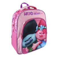 BACKPACK SCHOOL 3D TROLLS