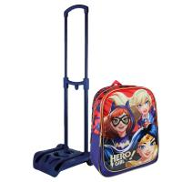 CARRO KIT  DC SUPERHERO GIRLS