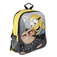 BACKPACK SCHOOL REVERSIBLE MINIONS  1