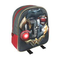 BACKPACK NURSERY 3D JUSTICE LEAGUE