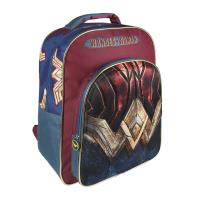 BACKPACK SCHOOL 3D JUSTICE LEAGUE