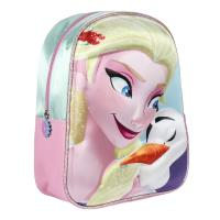 BACKPACK NURSERY 3D FROZEN ELSA