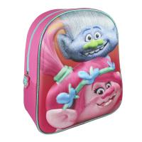 BACKPACK NURSERY 3D TROLLS POPPY