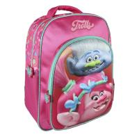 BACKPACK SCHOOL 3D TROLLS POPPY