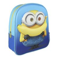 BACKPACK NURSERY 3D MINIONS