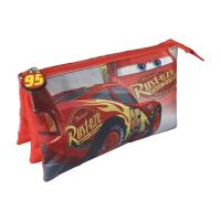 TROUSSE PLAN 3 COMPARTIMENTS CARS 3