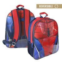 BACKPACK SCHOOL REVERSIBLE SPIDERMAN