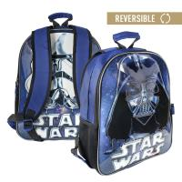 BACKPACK SCHOOL REVERSIBLE STAR WARS