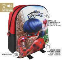3D BACKPACK WITH LIGHT AND SOUND WI17 LB