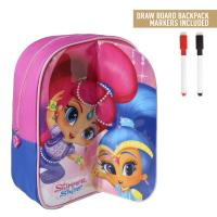 SAC À DOS PLAY BACK DESSIN SHIMMER AND SHINE