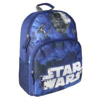 BACKPACK SCHOOL SEQUINS STAR WARS