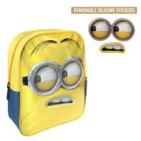SAC À DOS PLAY BACK PERSONNALISABLE MINIONS