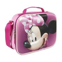 LUNCH BAG 3D THERMAL LUNCHBAG MINNIE