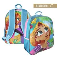 BACKPACK SCHOOL REVERSIBLE TANGLED