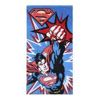 SERVIETTE DE PLAGE COTON SUPERMAN
