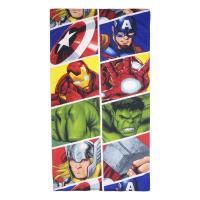 TOWEL POLYESTER AVENGERS
