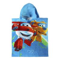 PONCHO COTTON SUPER WINGS