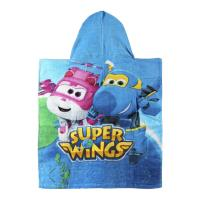 PONCHO COTTON SUPER WINGS  1