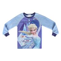 LONGS PYJAMAS MOLLETONNÉS FROZEN 1