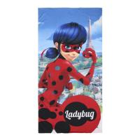 TOWEL POLYESTER LADY BUG