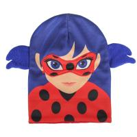 HAT MASK LADY BUG  1