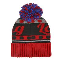 HAT POMPON LADY BUG  1