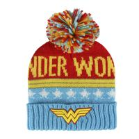GORRO POMPON  DC SUPERHERO GIRLS