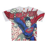 T-SHIRT PREMIUM MANCHES COURTES  SUPERMAN