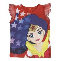 T-SHIRT PREMIUM MANCHES COURTES  WONDER WOMAN