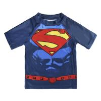 CAMISETA BAÑO SUPERMAN