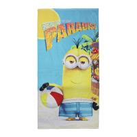 TOWEL COTTON MINIONS
