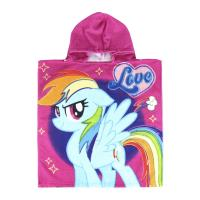 PONCHO POLYESTER MY LITTLE PONY
