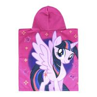 PONCHO POLYESTER MY LITTLE PONY  1