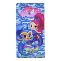 TOWEL POLYESTER SHIMMER AND SHINE