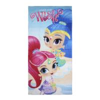 TOWEL COTTON SHIMMER AND SHINE