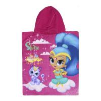 PONCHO POLYESTER SHIMMER AND SHINE