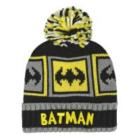 BERRETTO/BASEBALL POMPON BATMAN