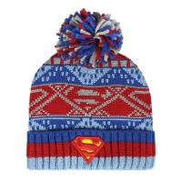 BONNET POMPON SUPERMAN